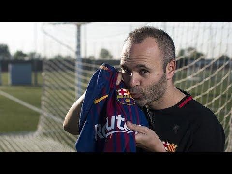Entrevista a Andrés Iniesta