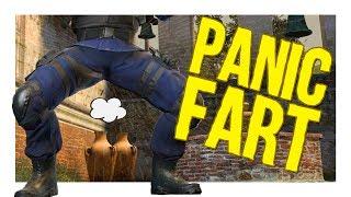 CS:GO Funny Moments │ PANIC FART