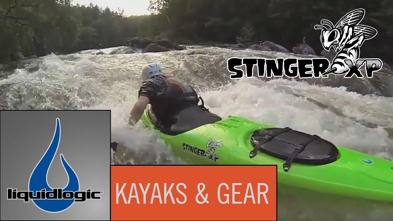 Stinger XP Reviews - Liquidlogic Kayaks | Buyers' Guide