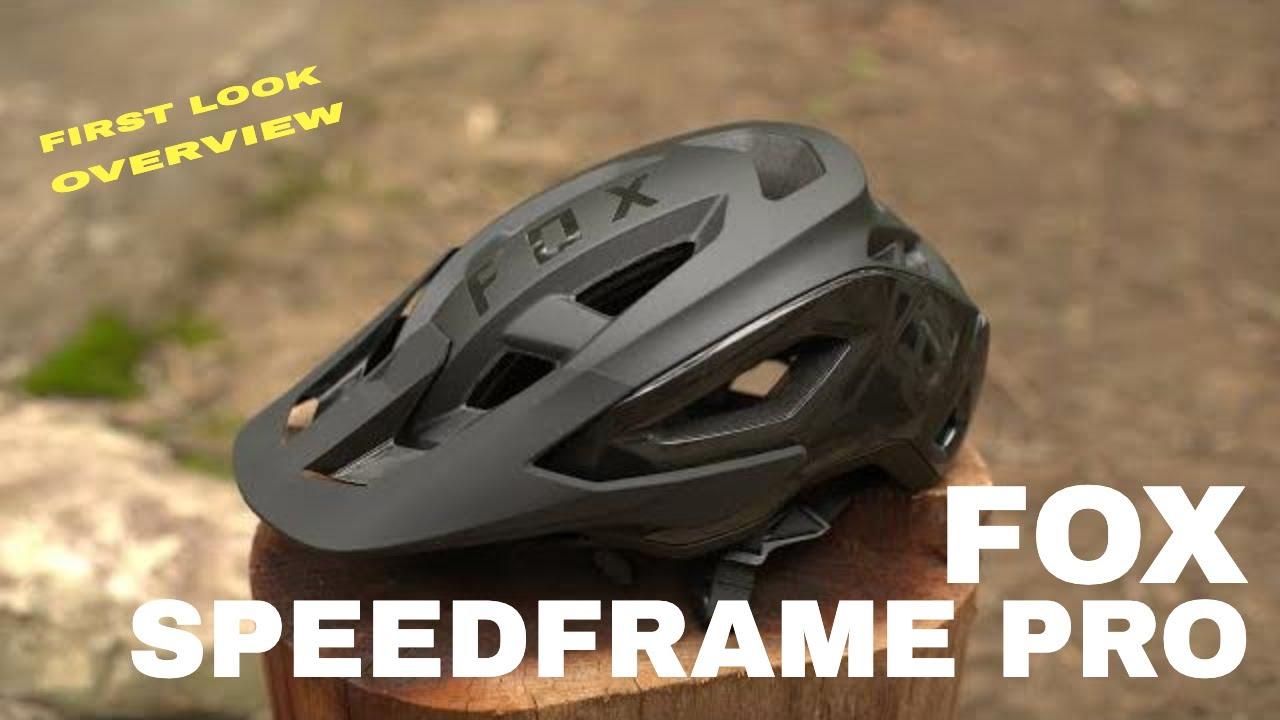 Black Fox Speedframe MIPS MTB Helmet
