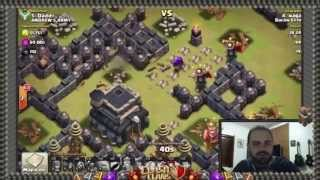 Arqueira miticamente mítica - Gangue do bacon/gordinho clash/Clash of Clans