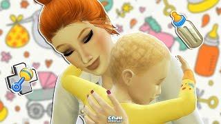 🍼 The Sims 4: DESAFIO DOS 7 BEBÊS   Nova Série