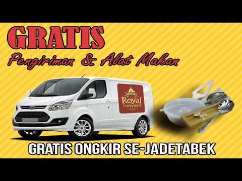 Nasi Tumpeng Jakarta Delivery | Royal Tumpeng