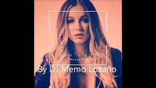 Mireya Bravo - Cuando Tú Te Vas (Simple Remix By DJ Memo Lozano)