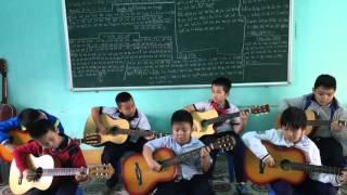 CLB Guitar - Nhà Thiếu Nhi Đà Nẵng