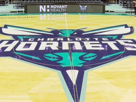 Time Lapse: Building the Charlotte Hornets