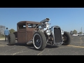 Ford Rat Rod Truck - Rust Rebellion
