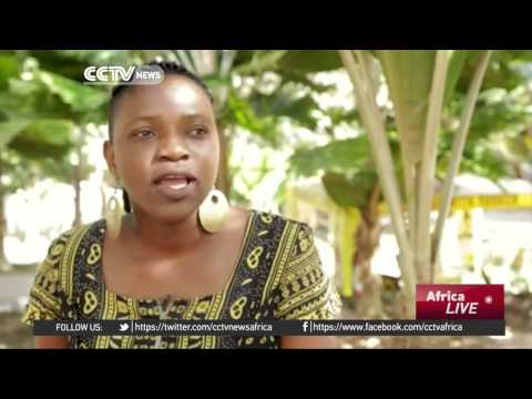 Tanzania TV Program  raising the profile of women farmers