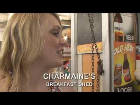 Trinidad's CREOLE Food  @ BREAKFAST SHED