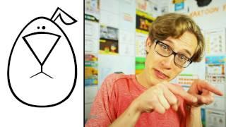 Bir Karikatür Köpek Çizmek Nasıl - Ryan İle Çizim