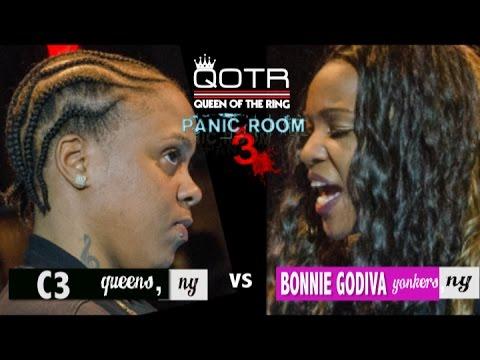 BONNIE GODIVA vs C3 QOTR presented by BABS BUNNY & VAGUE