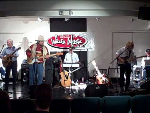 Kentucky Stage Line CD Release @ Willis Music Song 8
