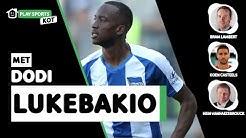 """Dodi Lukebakio: """"Ik heb heel veel bijgeleerd in Duitsland, ik wil hier zeker nog blijven."""""""