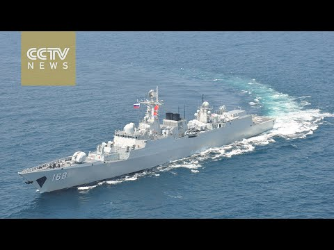 Eight-day China-Russia joint drill concludes in South China Sea