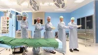 Takakadun kirurgit - Mä tahdon leikkaa
