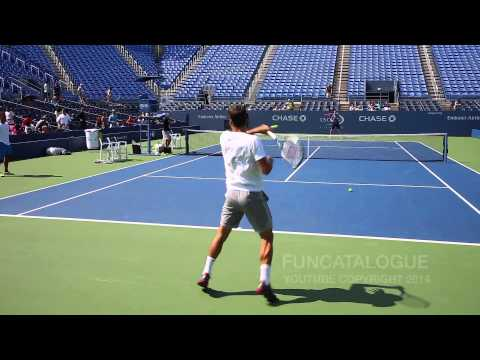 Richard Gasquet / Feliciano Lopez US Open 2014  2 / 2