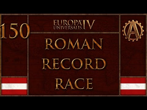 EUIV The Holy Roman Record Race 150
