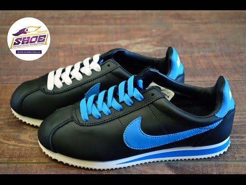 Женские спортивные кроссовки Nike Cortez