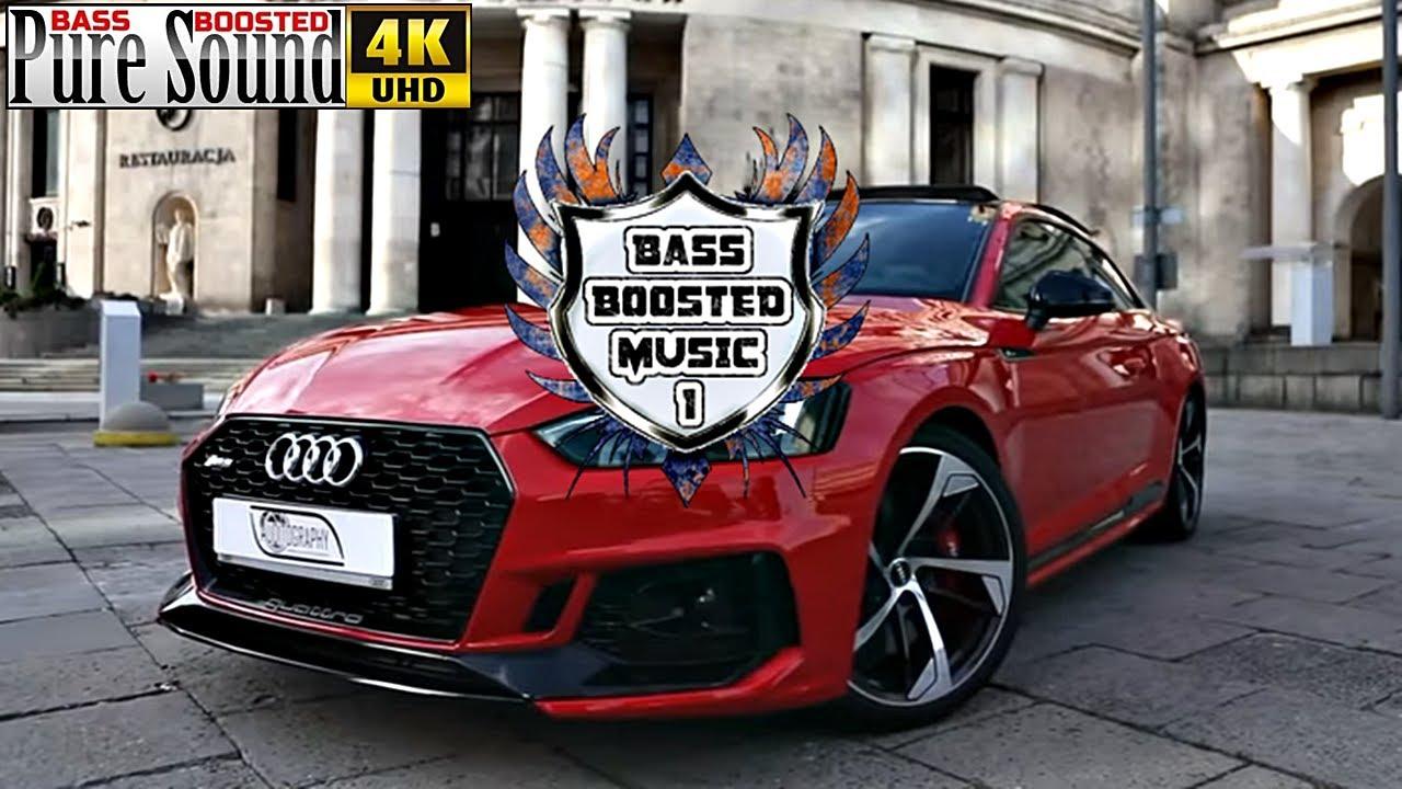 Ahzee & Robert Cristian - Undercover 4k 👍 Bass Car Music