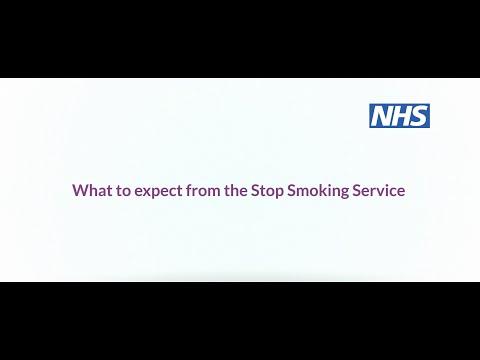 NHS Stop Smoking Service - your views?