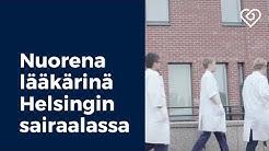 Erikoistuminen Helsingin sairaaloissa⎪Työnantajaesittelyssä: Helsingin kaupungin SoTe⎪Duunitori