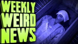 Fake Your Death To Improve Your Life! - Weekly Weird News