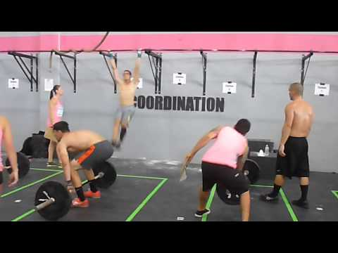 Freakin Crossfit Blueprint Games