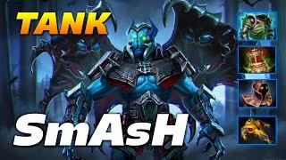 SmAsH Tank Night Stalker - Dota 2 Pro Gameplay [Watch & Learn]