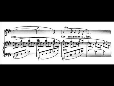 Claude Debussy - Beau Soir (GSARCI VIDEO VERSION)