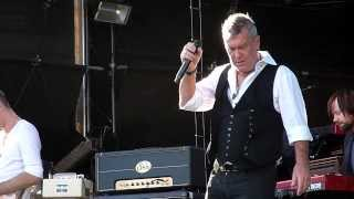Walk On - Jimmy Barnes - Mt Smart Stadium, Auckland 1-3-2014