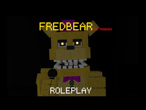 Roblox Gameplay Fredbear And Friends Youtube