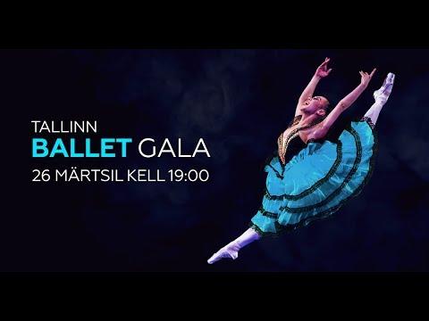 Tallinn Ballet Gala 2018