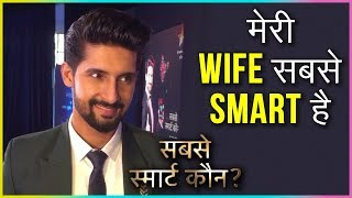 Ravi Dubey Feels His Wife Sargun Mehta Is The SMARTEST | Sabse Smart Kaun Interview