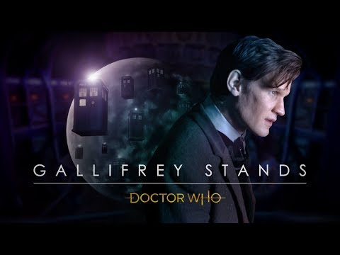 Doctor Who | Gallifrey Stands