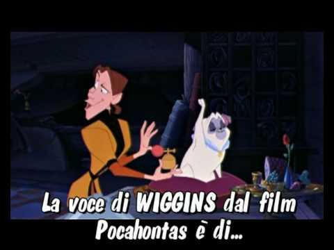 Quale Vip si nasconde dietro le voci dei personaggi Disney? (2 di 2) DOPPIATORI
