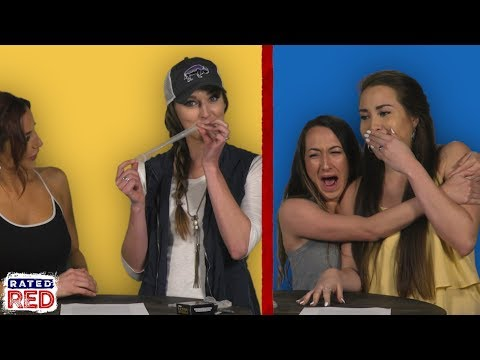 Our Hosts React to the Condom Snorting Challenge