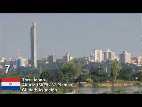 Edificio Mas Alto En Cada País De Sudamérica