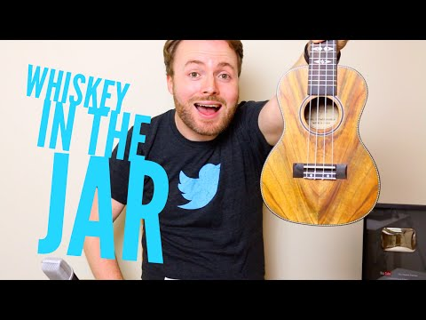 Whiskey In The Jar - EASY UKULELE TUTORIAL!