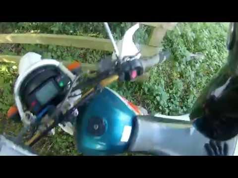 A Trail Ride Through Hampshire, (TTR250, 26.09.15)