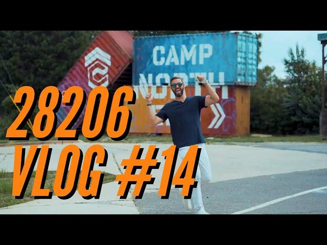 28206 Camp North End Area | VLOG #14