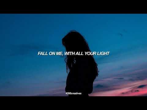 A Great Big World & Christina Aguilera - Fall On Me (Lyrics)
