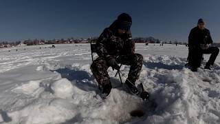 Кинешма Зимняя рыбалка ЕР 2018