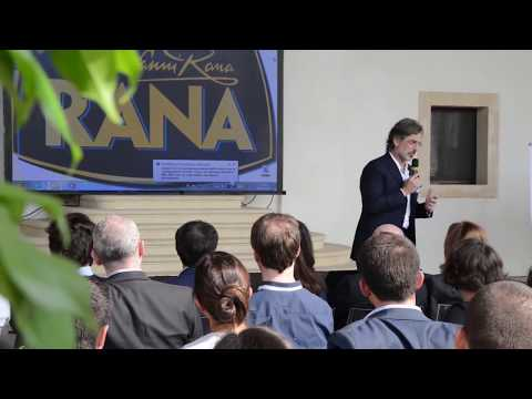 ReFood, l'intervento di Gian Luca Rana
