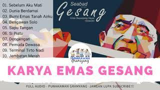 Full Album Karya Emas dari Gesang Sang Maestro Keroncong Indonesia