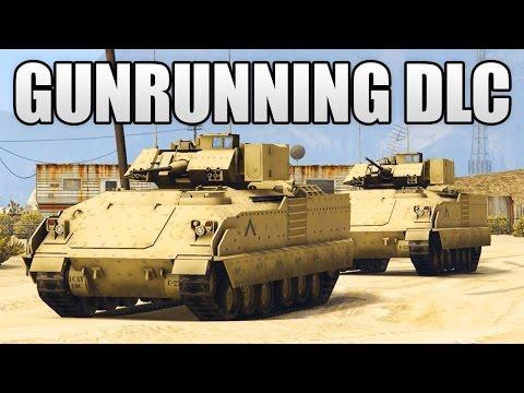 Gta 5 Online New Gunrunning Dlc Releasing Early Gta 5