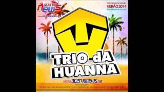 Trio da Huanna - CD Verão 2014