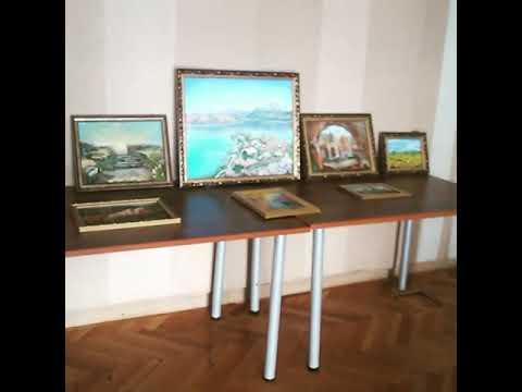 Выставка Карина Бабаян в Москве в Дом культуры Москвич.