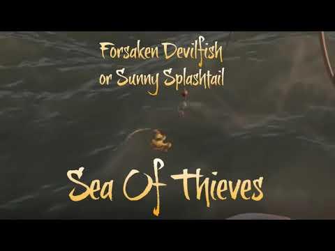 Forsaken Devilfish - Sea Of Thieves