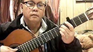 Rừng Lá Thấp (Trần Thiện Thanh) - Guitar Cover