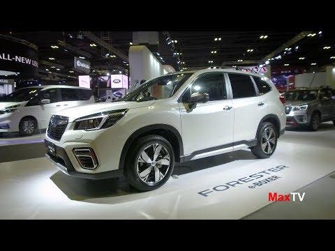 เปิดตัว Subaru Forester e-BOXER @Singapore Motorshow 2019
